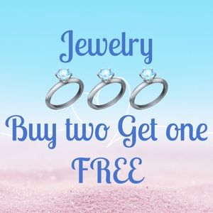 Jewelry - 💍ALL JEWELRY💍 Buy Two Get One Free!